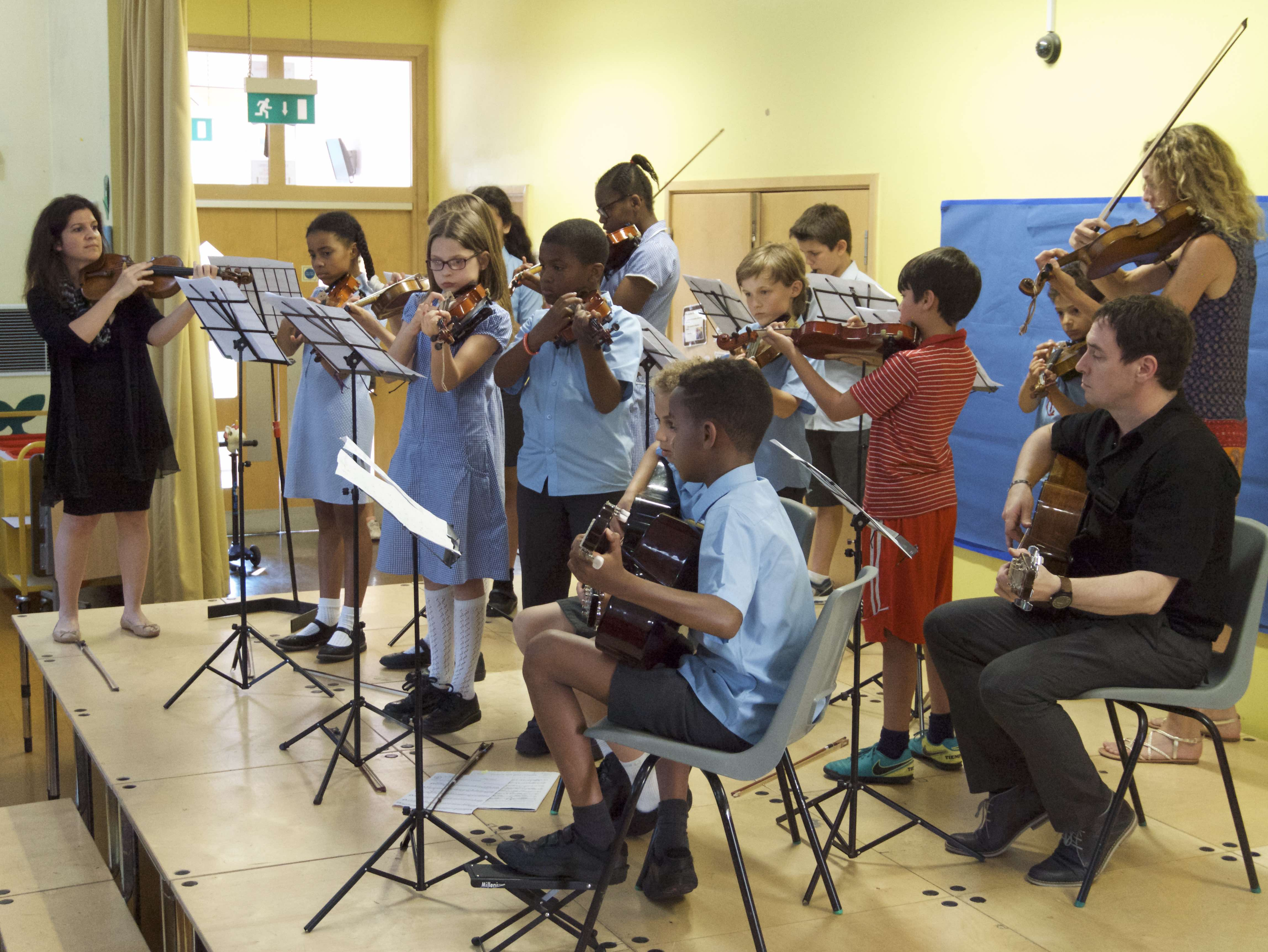 St Saviour's Music Ensemble