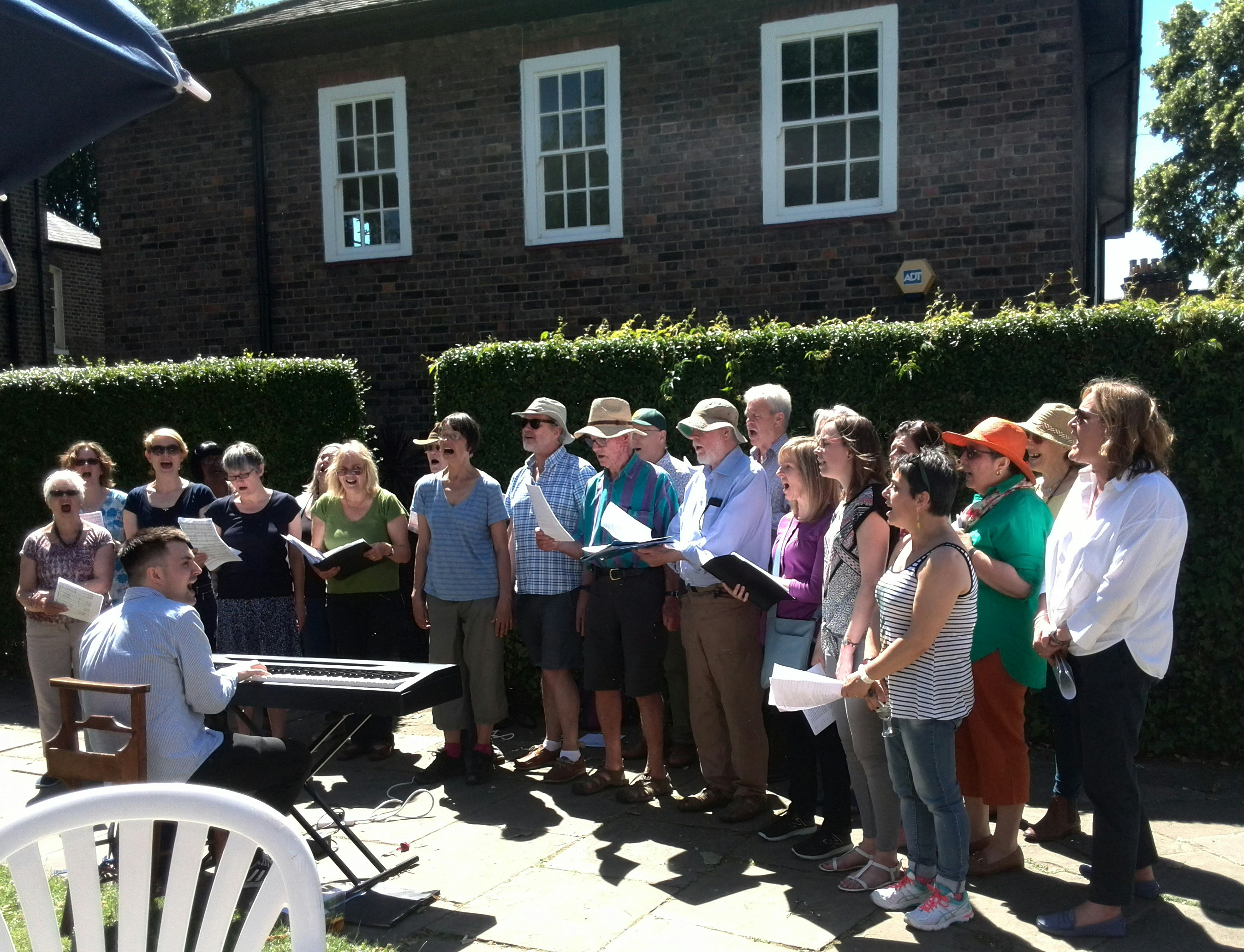 Clapham Community Choir